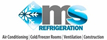 Logo ms refrigeration